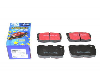 Ebc ultimax brake pads - def 90 - front - from ha701010