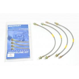 Brake hose kit - standarr length