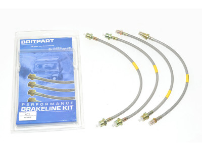 Kit durite de frein - longueur standard