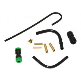 Compressor pipe/install kit