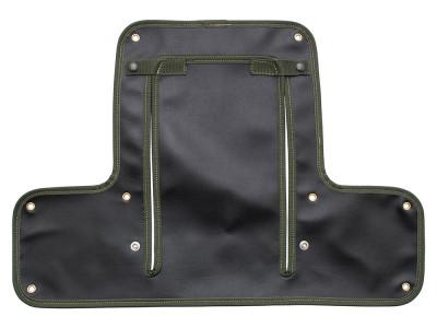 Protection de calandre serie 2 et 2a noire et vert