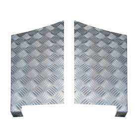 Rear wing protectors 110 - pair