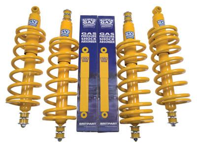 Kit suspension heavy duty hauteur standard