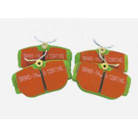 ebc green stuff plaquettes de frein - arriere