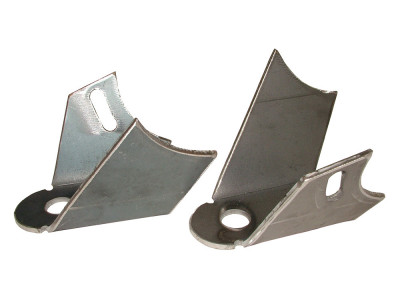 Shock absorber bracket - rear