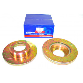 Front brake disc (pair)