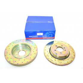 Preformance brake discs