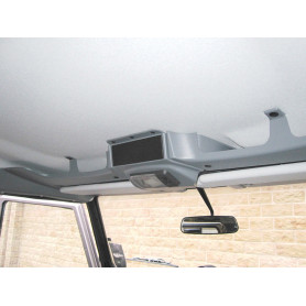 Roof console