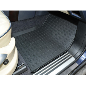 Rubber mats - rrover 07-12-lhd from 7a01