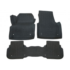rubber mats-discovery sport-lhd Discovery 4