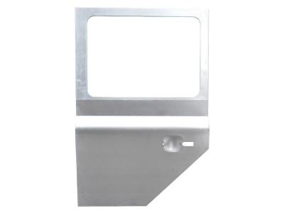Feuille aluminium de porte arriere droite station wagon