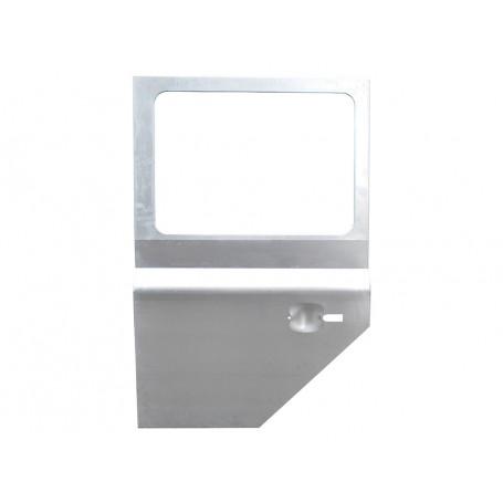 Feuille aluminium de porte arriere gauche station wagon