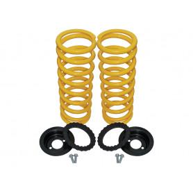 Kit de remplacement ressorts pneumatiques par ressorts helicoidaux