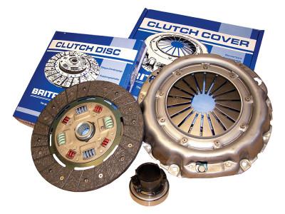 Kit embrayage renforce disque mecanisme et butee