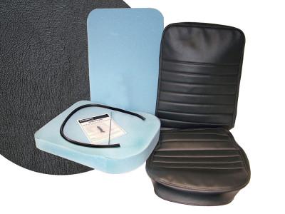 Kit refection siege central vinyl noir