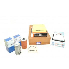 Kit filtration oem range p38 turbo d