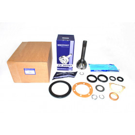 Cvj kit without abs 23 spline internal defender to 1994
