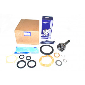 Cvj kit without abs 32 spline internal defender to 1994