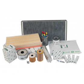Kit de filtration discovery 3 et 4 - 4.0 v6 essence