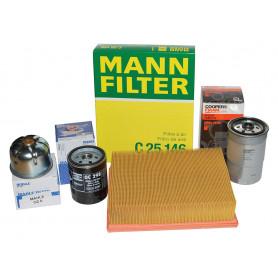 Kit filtration range rover sport 3.0 diesel a partir du numero de serie 7a000001