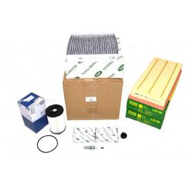 Kit filtration range rover sport 3.0 v6 diesel a partir du numero de serie aa000001