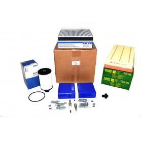 Kit filtration range rover sport 4.4 v8 diesel a partir du numero de serie