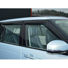 Wind deflector kit - range rover l405