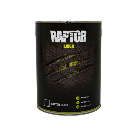 Raptor black finish 5l