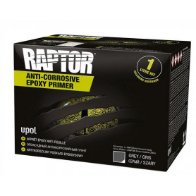 RAPTOR Primaire époxy anti-corrosion 5 litres