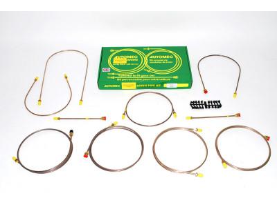 Kit complet de canalisations de frein serie 3 88 double circuit