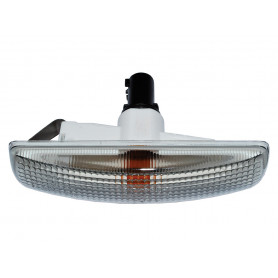 Lamp assy - side repeater - smoked