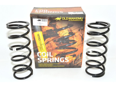 Old man emu coil springs lift - up to 40mm