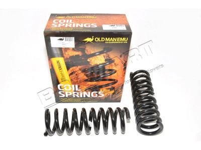 Old man emu coil springs front lift - up to 540mm