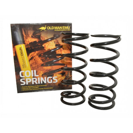 Old man emu coil springs lift rear - up to 50mm