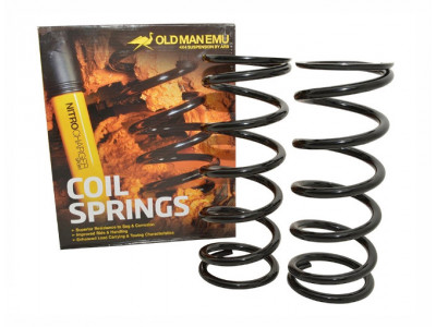 Old man emu coil springs rear lift - up to 540mm