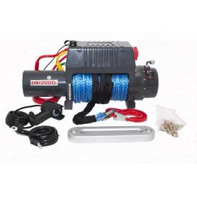 Treuil 5t4 moteur 4,8 cv corde plasma britpart