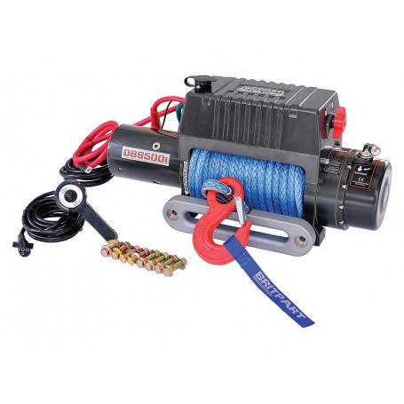 Treuil 4t3 moteur 4,8 cv corde plasma
