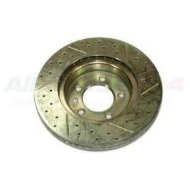 Front brake performance disc disco 3 4.4 v6 petrol