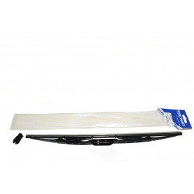 Blade windscreen wiper front