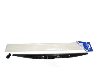 Blade windscreen wiper front