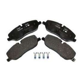 Front brake pads discovery 3
