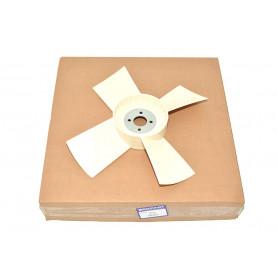 2.5d td and fan (model no viscous coupling)