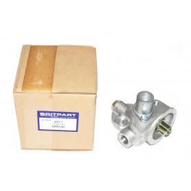 Adapter oil filter for defender