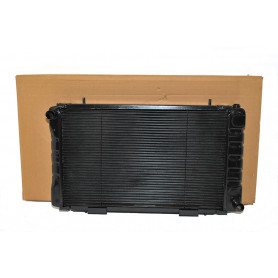 Without oil cooler radiator v8 defender from 1989