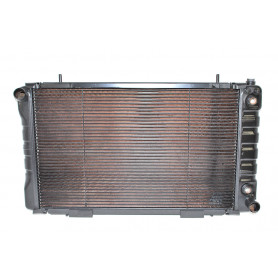 Radiator with oil cooler defender 2.5 d up 1992