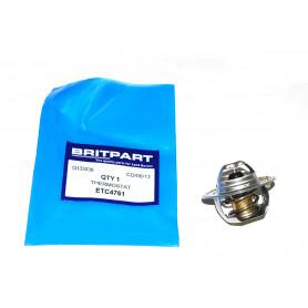 Thermostat 74 ° c 2.25 petrol defender