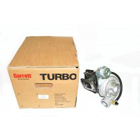 Ensemble turbo