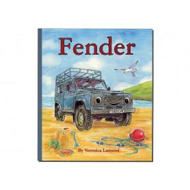 Fender hardback book