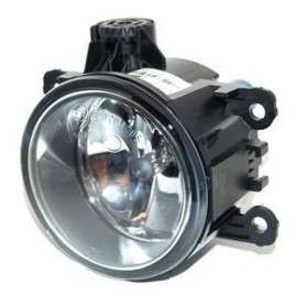 Fog lamp assembly front
