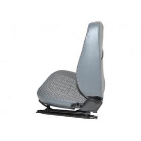 Seat assembly - map pocket